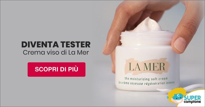 Diventa tester Crema viso La Mer