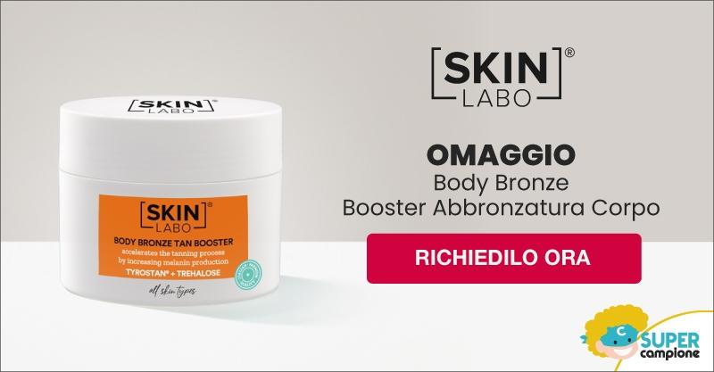 Omaggio SkinLabo: booster abbronzatura corpo