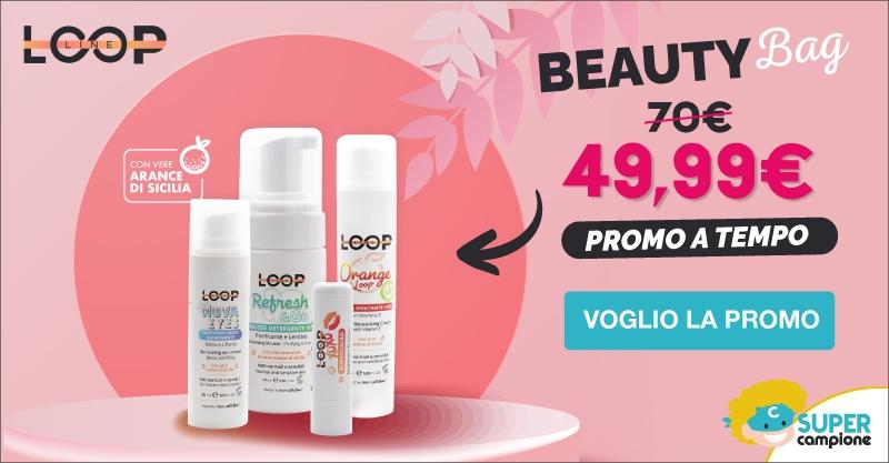 LoopLine: ricevi 3 prodotti + 1 omaggio