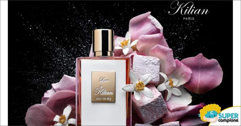 Campioni omaggio profumo Kilian Love don't be shy