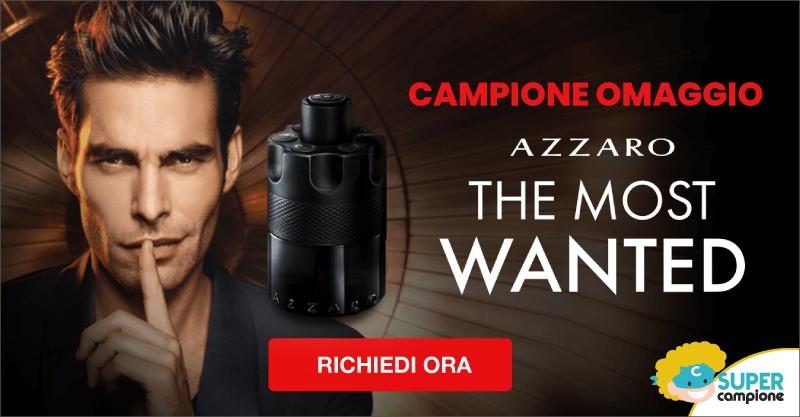 Campione omaggio GRATIS profumo Azzarro