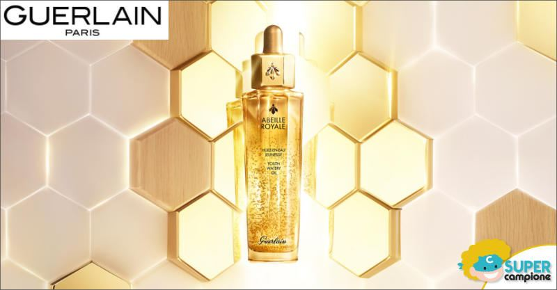 Campioni omaggio Guerlain Abeille Royale Youth Watery Oil