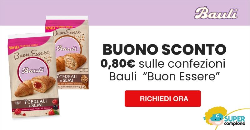 Buono sconto GRATIS 0,80€ Bauli