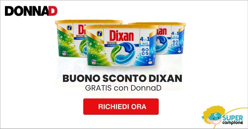 DonnaD: buono sconto da 1,50€
