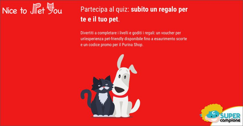 Purina: ricevi gratis voucher ristorante pet-friendly