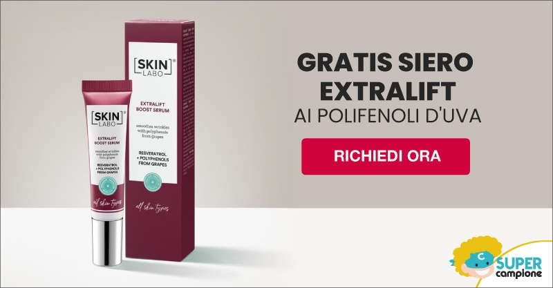 Campioni omaggio SkinLabo Siero Antiage ai Polifenoli