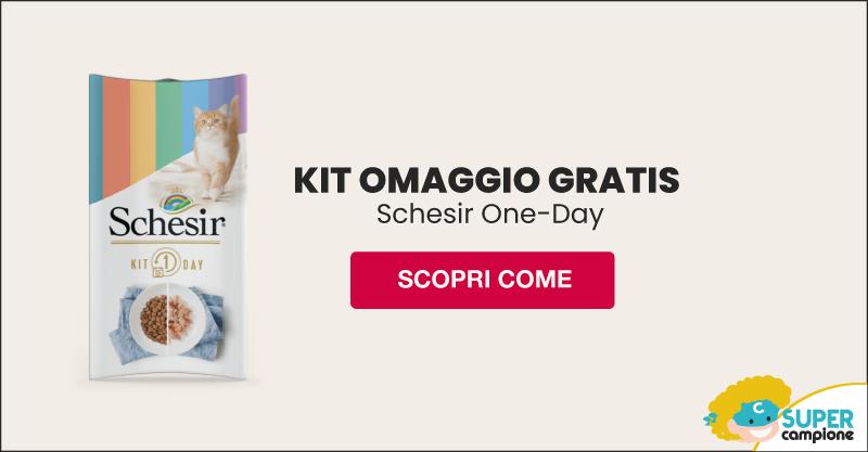 Campione omaggio Schesir One-Day