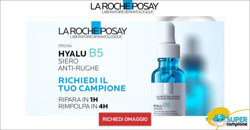 Campioni omaggio siero anti-rughe Hyalu B5 La Roche-Posay